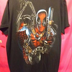 NWT Deadpool Marvel Comic T-Shirt